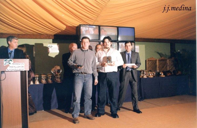 Juan García, Rubén Sánchez y Gabriel Villalobos