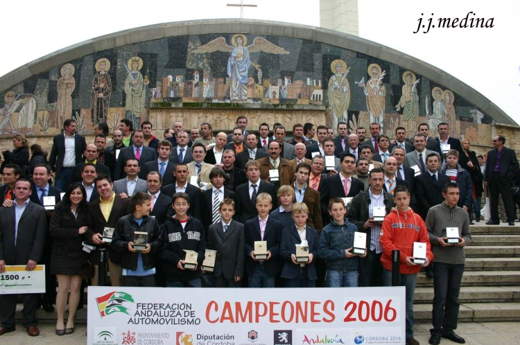Galardonados temporada 2006