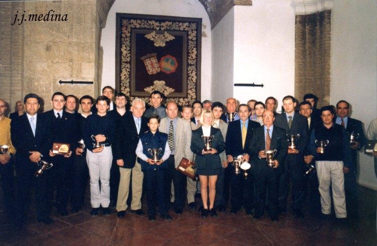 Premiados temporada 99