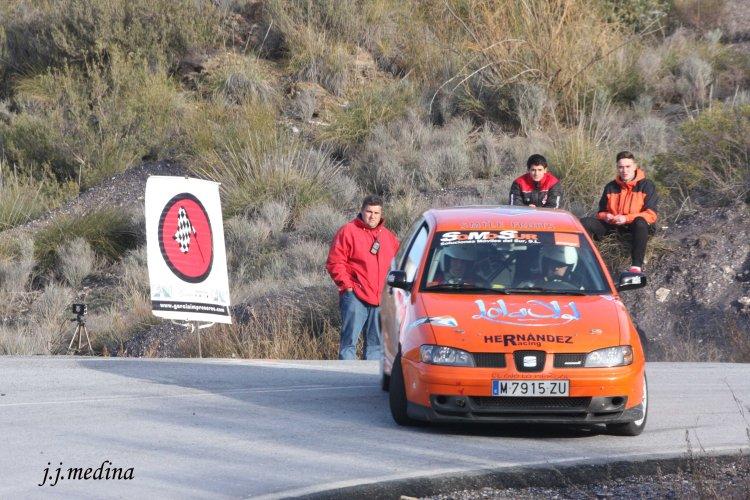 Adolfo Olmedo-Pablo Moreno, Seat Ibiza 1.8 T
