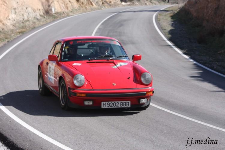 Miguel Ángel García-José Manuel Rodríguez, Porsche 911 SC
