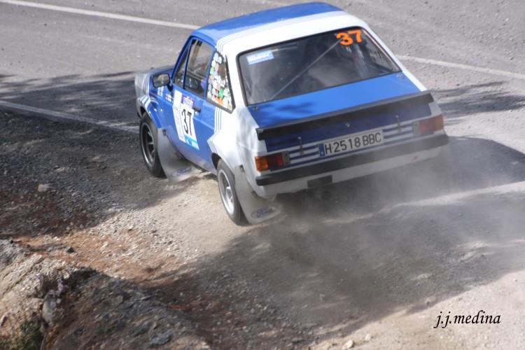 Juan José Romero-Ávila y José Casado, Ford Escort MK2