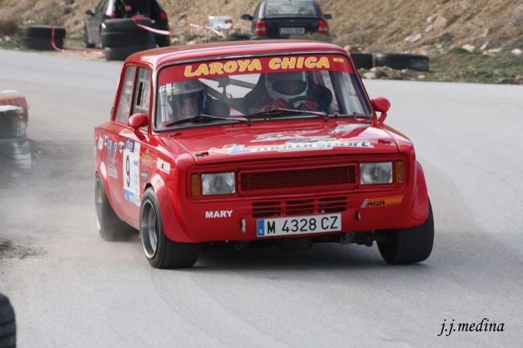 Miguel Ángel Clemente-María Jesús Bonillo, Seat 124 2000