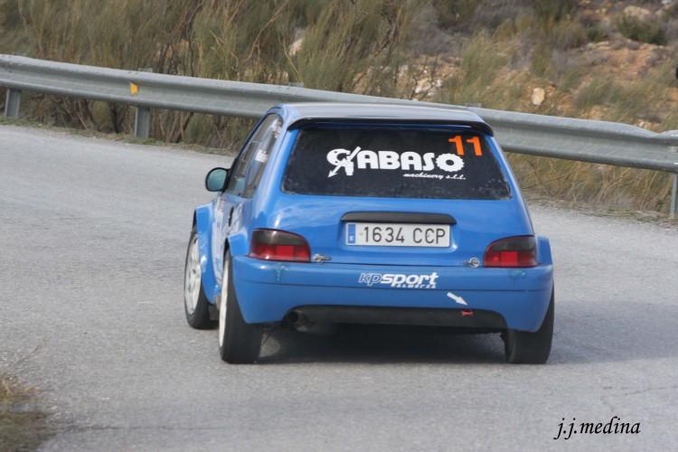 José M. López-Francisco Fuentes, Citroën Saxo VTS