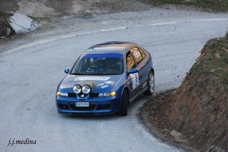 Carlos Cabezas-Carlos Colomina, Seat León Cupra R
