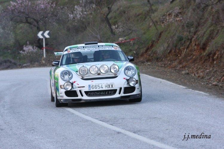José Antonio Aznar-José Crisanto galán, Porsche 911 GT3 Cup Rally