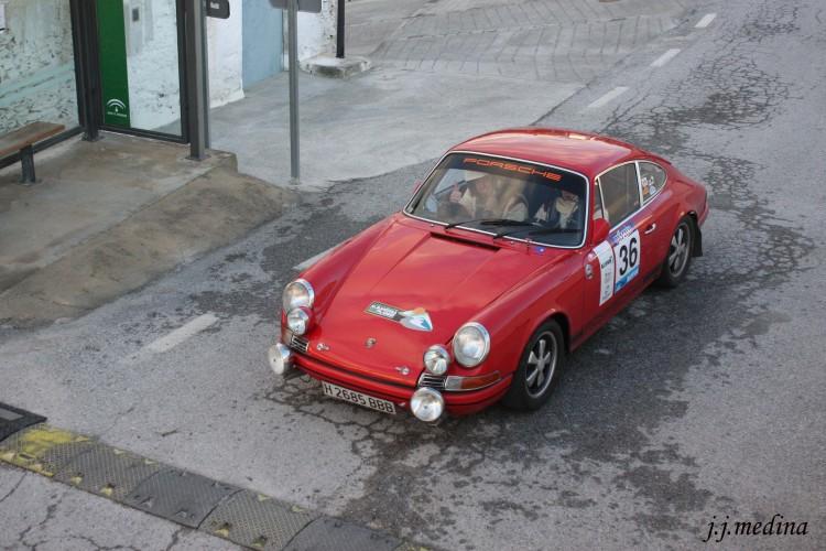 Ildefonso García-Jesús Gijón, Porsche 911 2.2 E