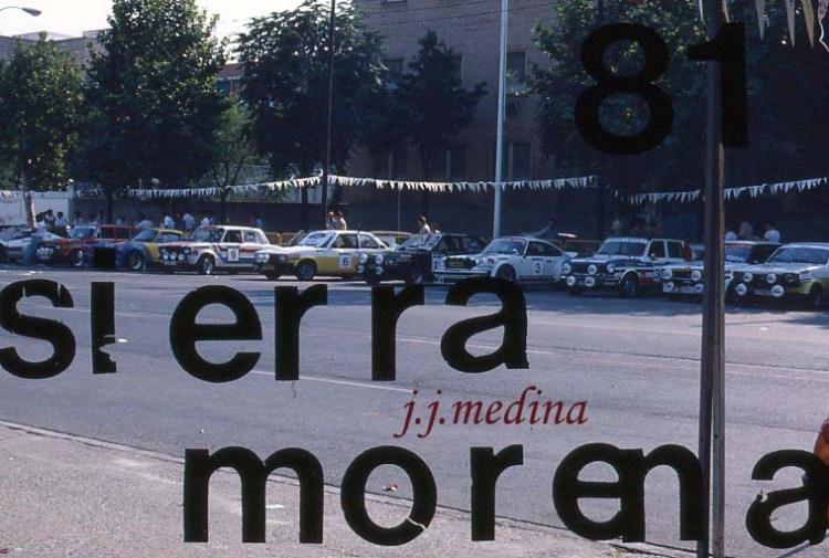Parque cerrado Sierra Morena 81