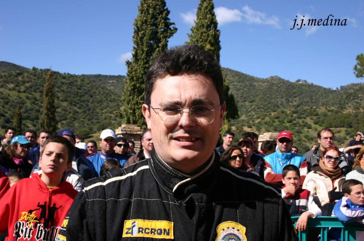 Rafael Ruiz, Subida a Trassierra 2006
