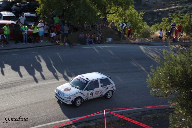 José Miguel  Palmero, Citroën AX GTI