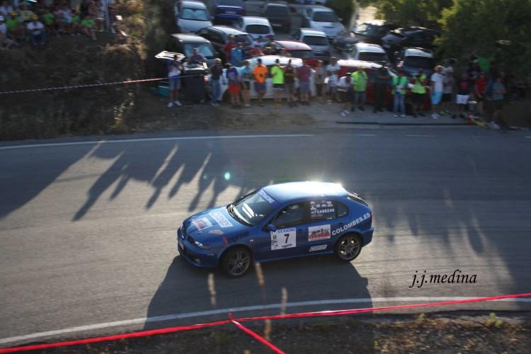 Carlos Cabezas, Seat León Cupra R