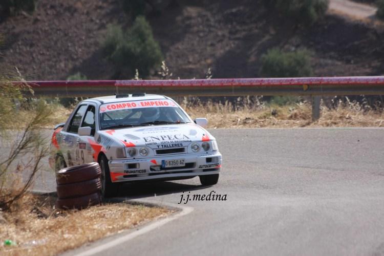 1Cristóbal Palacios, Ford Sierra Cosworth