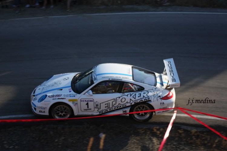 Humberto Janssens, Porsche 997 GT3 Cup Rallye
