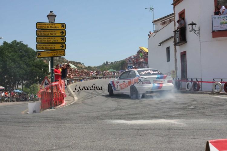 Manuel Moreno,(BMW M3)