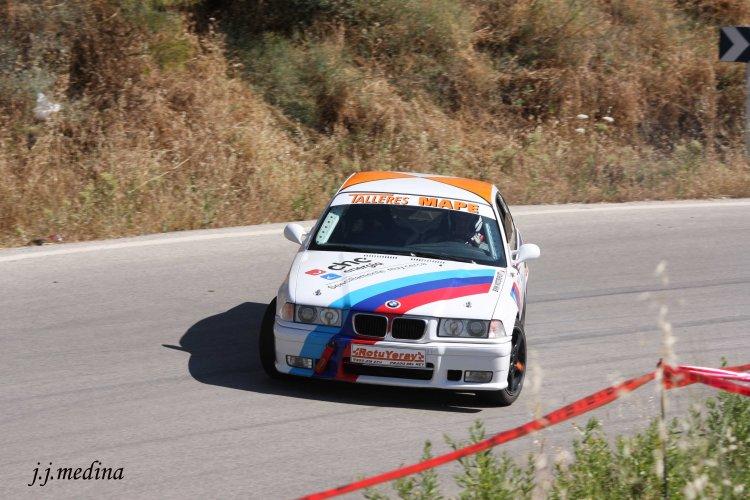 Manuel Jesús Moreno, BMW M3