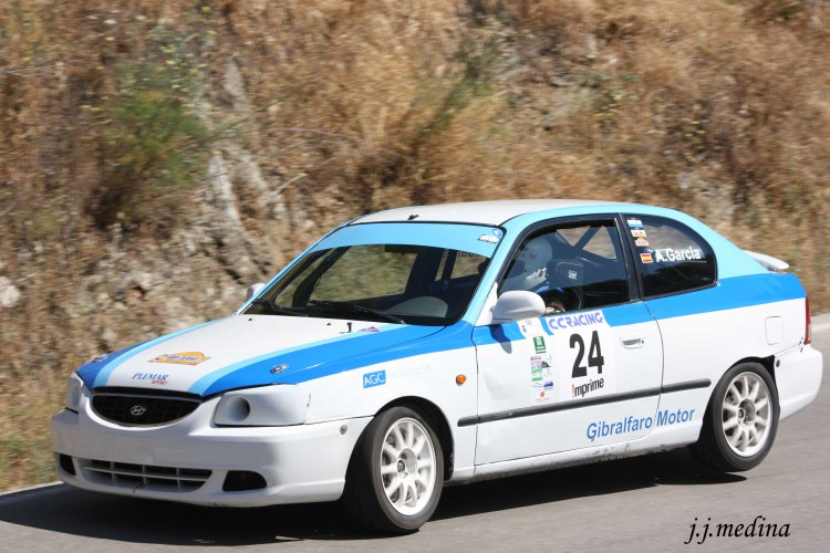 Alfonso García, Hyundai Accent
