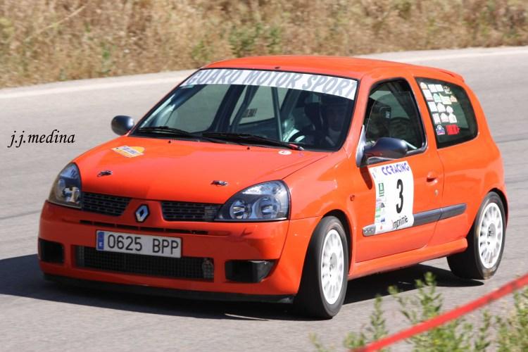 Pedro Daniel Ruiz, Renault Clio Sport