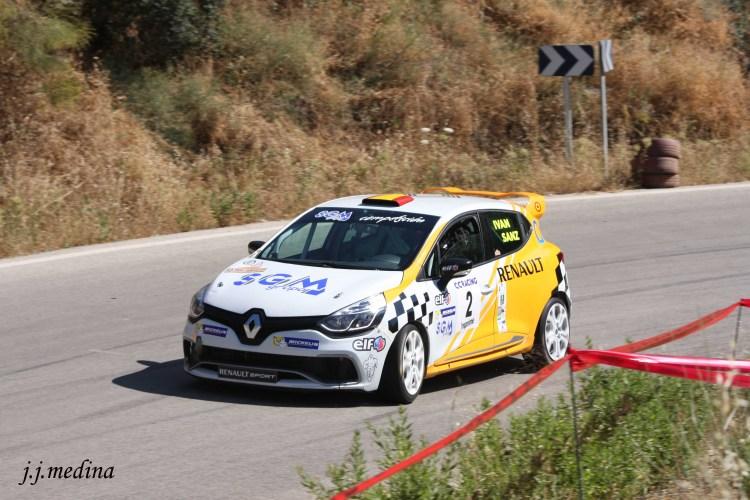 Iván Sanz, Renault Clio IV Cup