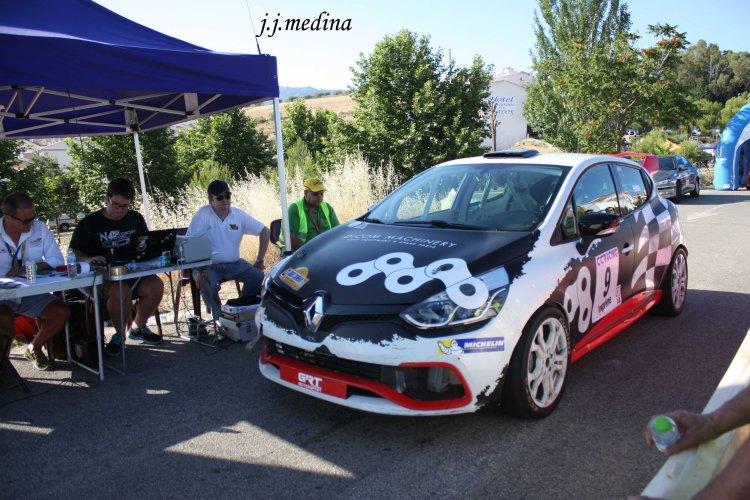 Fernando Servillera, Renault Clio IV Cup