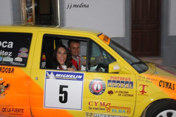 Luisa María Benítez y Juan Jesús  Coca