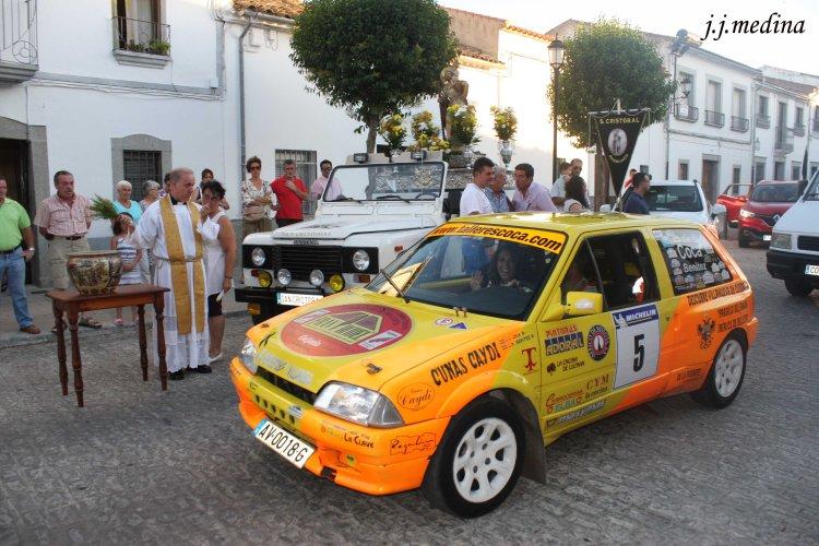 Juan Jesús Coca y Luis María Benítez, Citroën AX