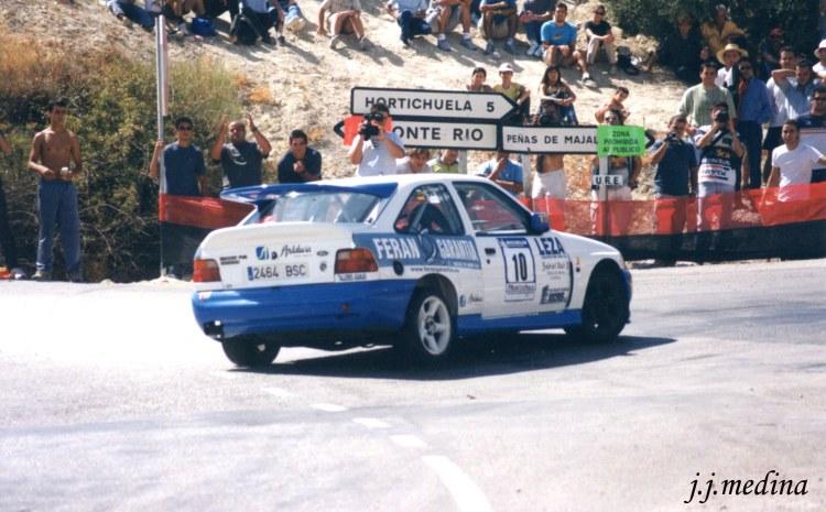 Rafael Ruiz, Ford Escort Cosworth, S. Mota 2002