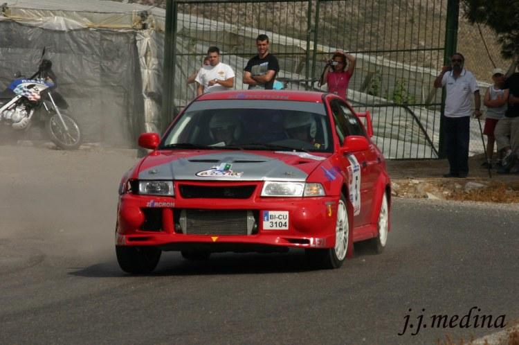 Rafa Ruiz, Mitsubishi Evo VI, R.  Costa de Almería 2005