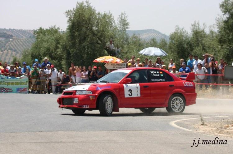 Rafael Ruiz, Mitsubishi Evo VI,  R.  Noroma 2005