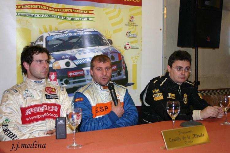 Entrevistas S. Trassierra 2006