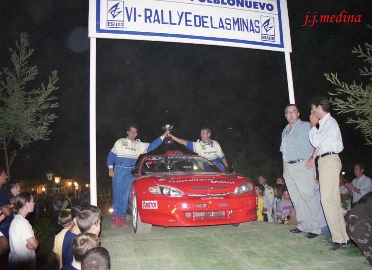 Eusebio Frías-J.A. Ruiz, Hyundai Coupé Kit Car