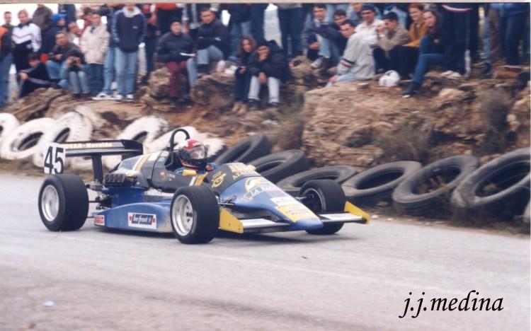 José Tovar, Fórmula Martini