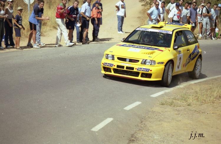 José Luis Toril-Miguel Vázquez, Seat Ibia Kit Car