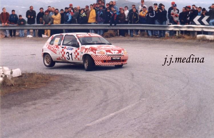 Víctor M. Hatero, Renault Clio