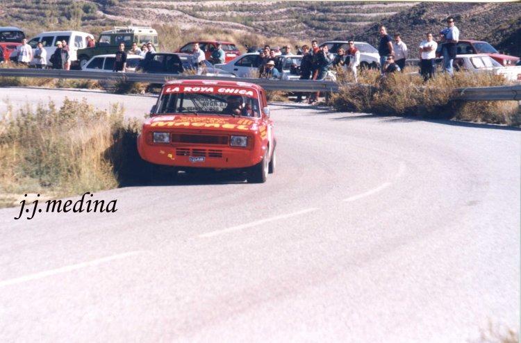 Miguel Ángel Clemente, Seat 124 FL