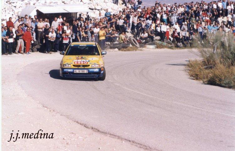 Francisco Puertas, Seat Ibiza Cupra