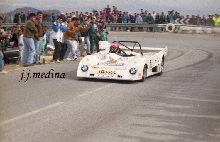 Barqueta Lola BMW