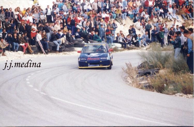 Manuel Buil, Citroën AX 97