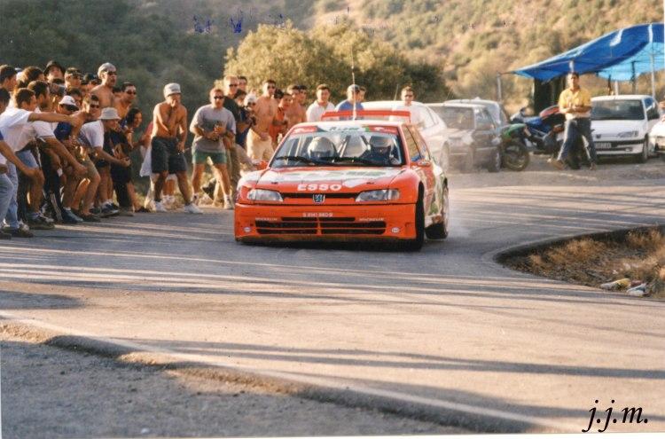 José Antonio Teruel-Manuel García, Peugeot 306 Maxi
