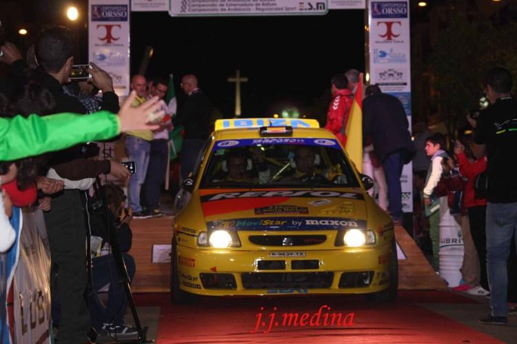Seat Ibiza Kit Car de José Luis Toril y Miguel Vázquez