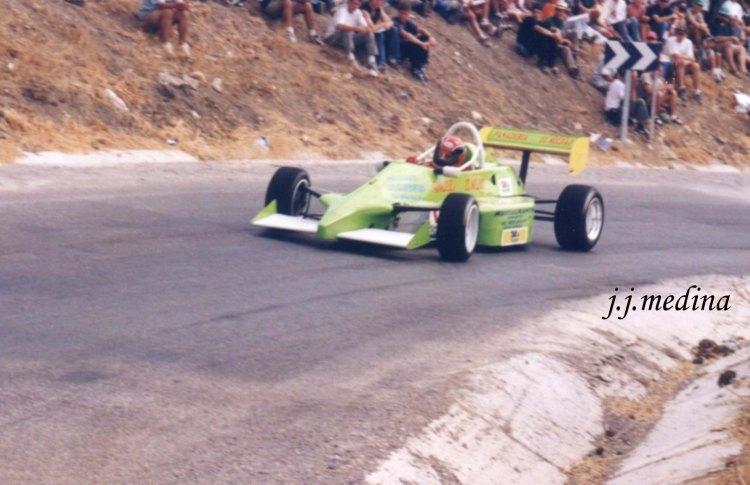 Francisco Javier Reina, Fórmula Opel Lotus