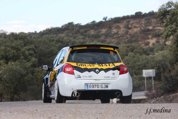 Francisco Mata-Antonio Sánchez, Renault Clio R3