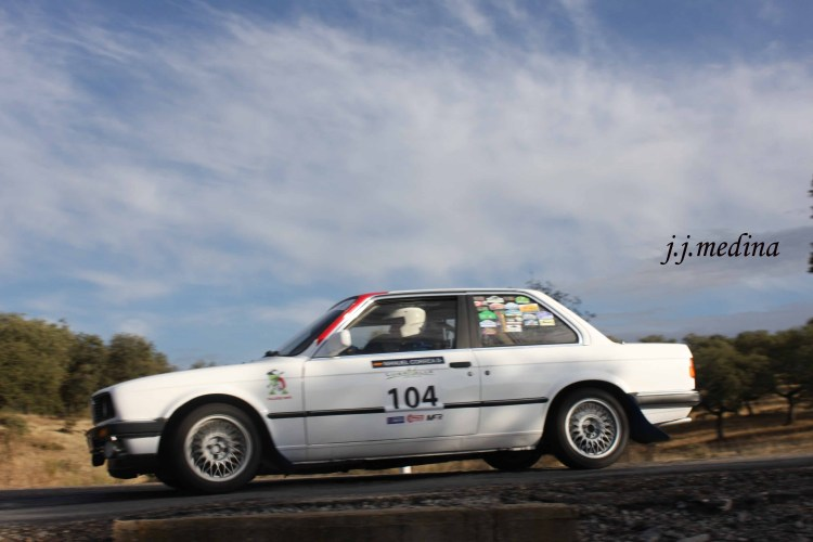 Manuel Correa-Francisco peso, BMW 323i