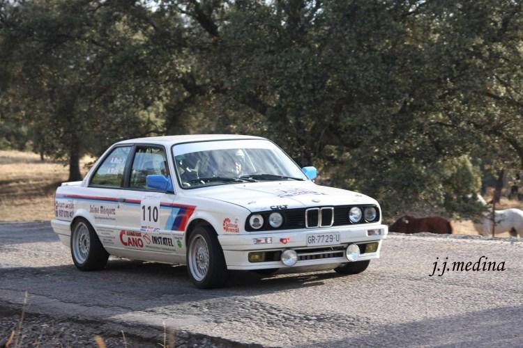 Antonio Ruiz-Antonio Ruiz jr, BMW 316