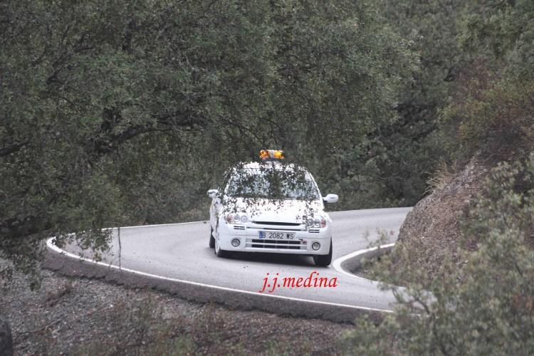 José Antonio Pérez-José Ignacio carrillo, Renault Clio Sport, coche 0