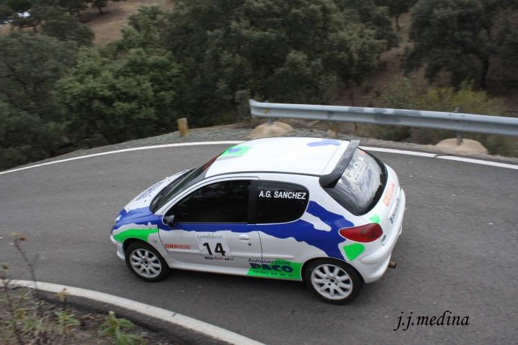 Emilio Fernández-Juan carlos García, Citroën Saxo
