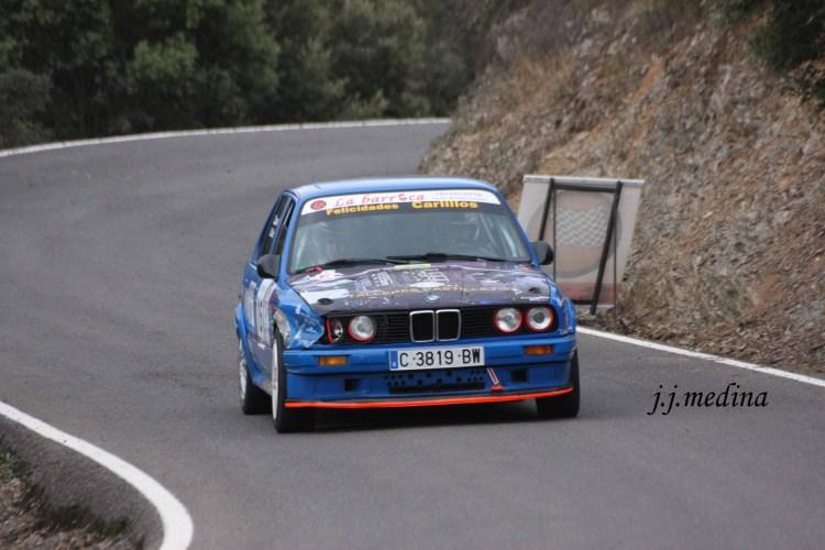 Carlos Luna-Francisco javier Ruiz, BMW 325i