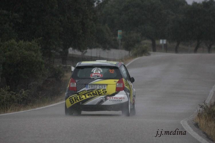 Javier Vázquez-Rafael Galán, Citroën C2ázquez copia