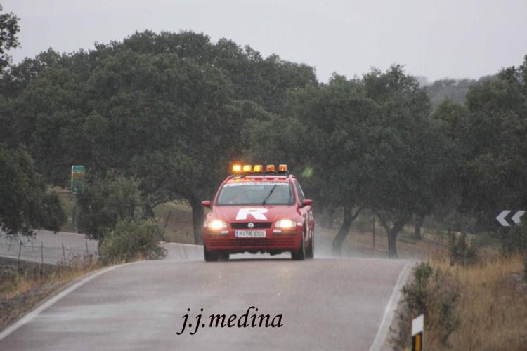 José Antonio Teruel, coche R