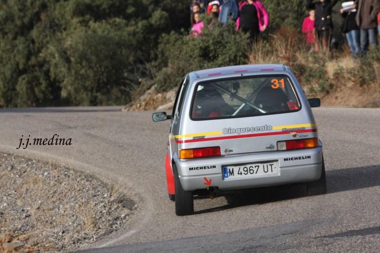 Fernando Molero-Javier de la Cruz, Fiat Cinquecento Trofeo