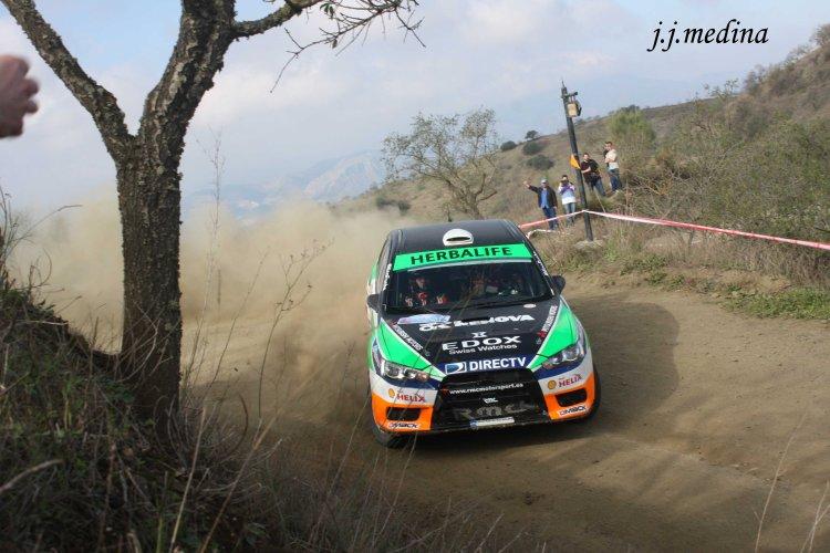 Nicolás Fichs- Fernando Mussano, Mitsubishi Evo X